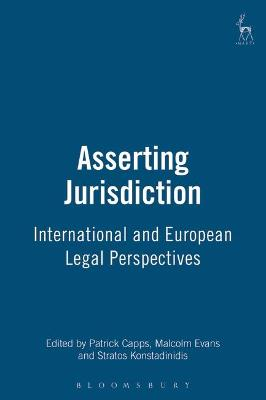 Asserting Jurisdiction by Patrick Capps