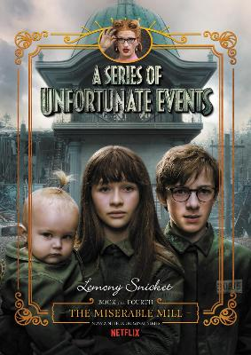 A Series Of Unfortunate Events #4 by Lemony Snicket