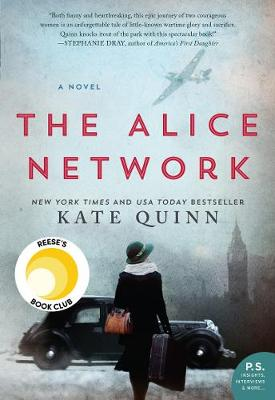 The Alice Network: A Novel book