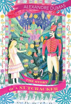 The Story of a Nutcracker by Sarah Ardizzone