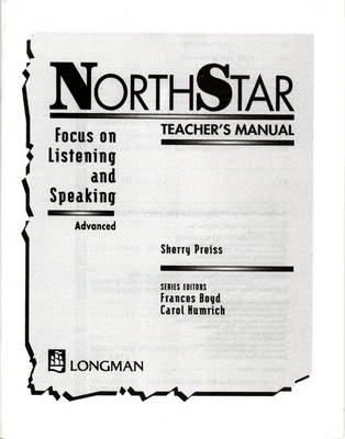 Teacher's Manual by Sherry Preiss