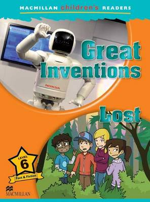 Great Inventions & Lost! - Macmillan Children's Readers by Mark Ormerod