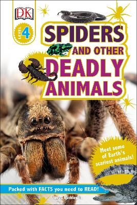 Spiders and Other Deadly Animals book