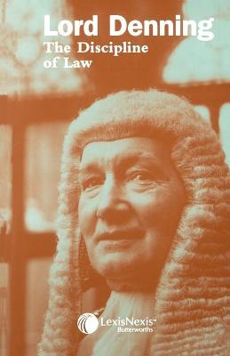 Discipline of Law by Alfred Denning