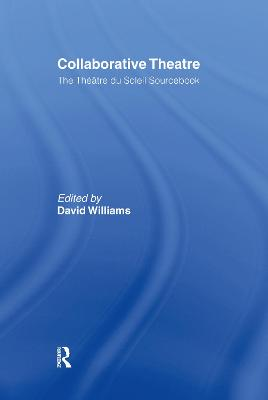 Collaborative Theatre book
