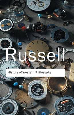 History of Western Philosophy book