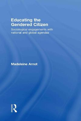 Educating the Gendered Citizen book
