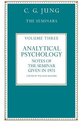 Analytical Psychology book
