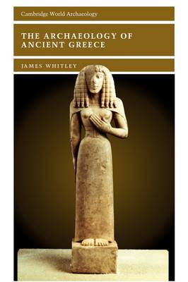 Archaeology of Ancient Greece book