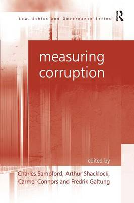 Measuring Corruption by Arthur Shacklock