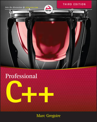 Professional C++, Third Edition by Marc Gregoire