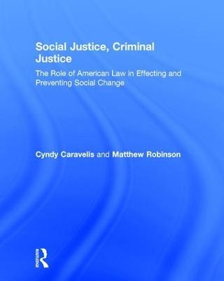 Social Justice, Criminal Justice book