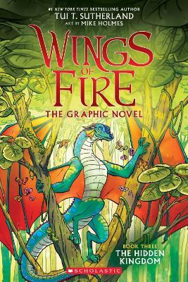 HIDDEN KINGDOM GRAPHIX #3 book