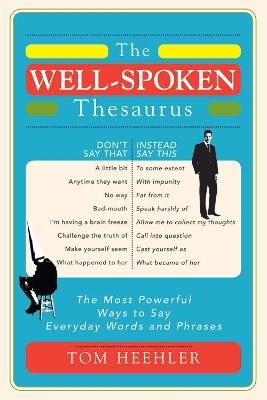 Well-spoken Thesaurus by Tom Heehler