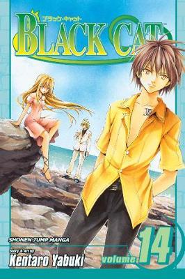 Black Cat, Vol. 14 by Kentaro Yabuki