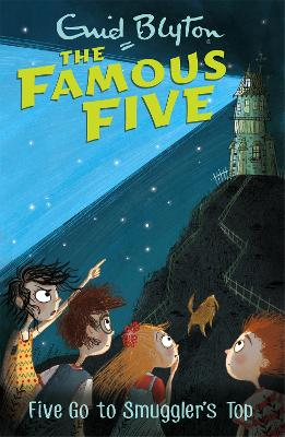 Famous Five: Five Go To Smuggler's Top book