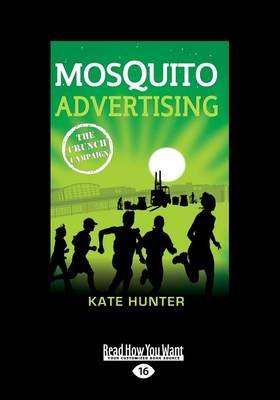 Mosquito Advertising by Kate Hunter