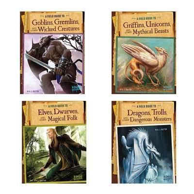 Fantasy Field Guides by A J Sautter