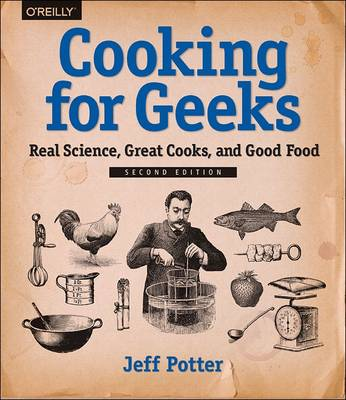 Cooking for Geeks, 2e book