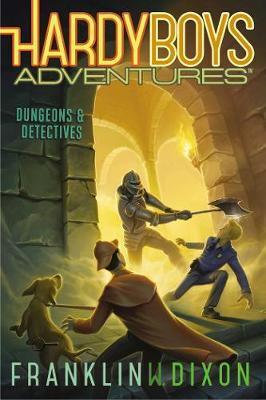 Dungeons & Detectives by Franklin  W. Dixon
