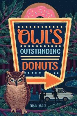 Owl's Outstanding Donuts book