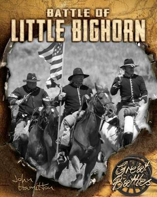 Battle of Little Bighorn by John Hamilton