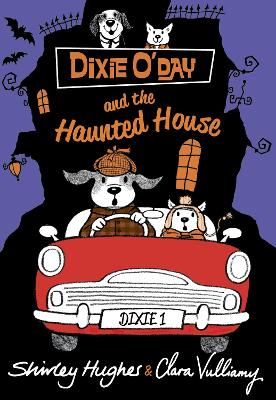 Dixie O'Day and the Haunted House book