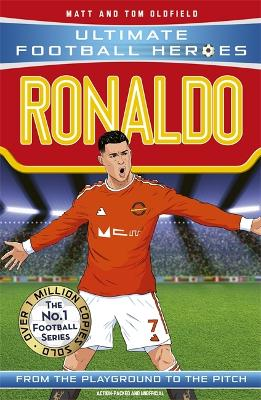 Ronaldo by Matt Oldfield