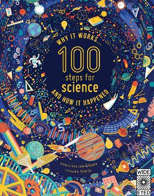 100 Steps for Science book