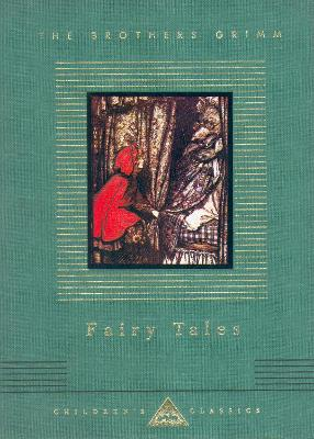 Grimms' Fairy Tales book