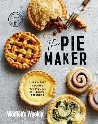 The Pie Maker book