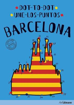 Dot-To-Dot Barcelona : An Interactive Travel Guide by Agata Mazur