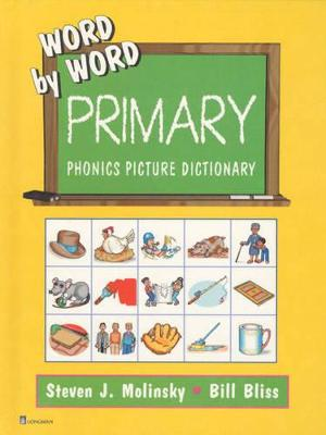 Phonics Picture Dictionary, Hardcover by Steven J. Molinsky