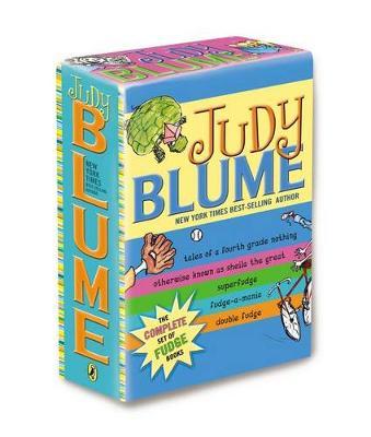Judy Blume's Fudge Set by Judy Blume