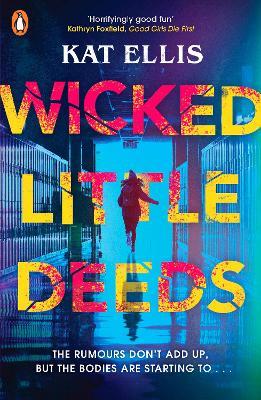 Wicked Little Deeds book