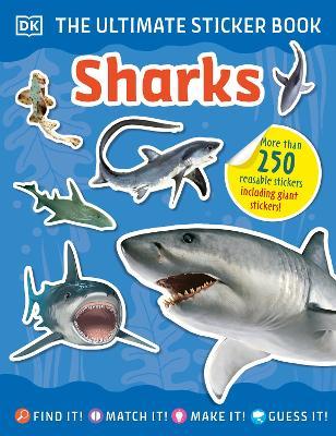 Ultimate Sticker Book Sharks book