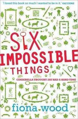 Six Impossible Things book