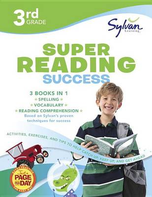 Third Grade Super Reading Success (Sylvan Super Workbooks) by Sylvan Learning