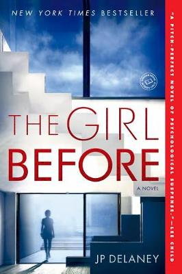 The Girl Before by J P Delaney