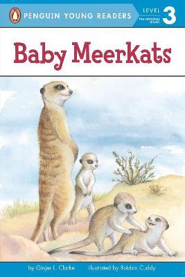 Baby Meerkats by Ginjer L. Clarke