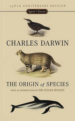 Origin Of Species book