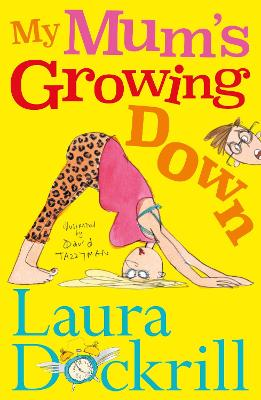 My Mum's Growing Down book