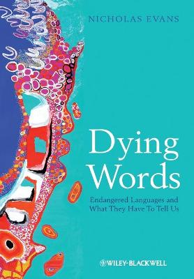 Dying Words book