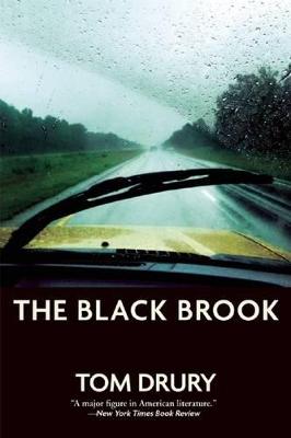 The Black Brook by Tom Drury