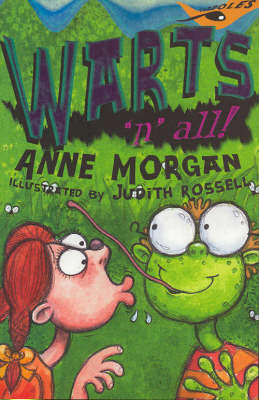 Warts 'n' All by Anne Morgan