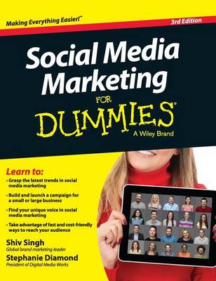 Social Media Marketing For Dummies book