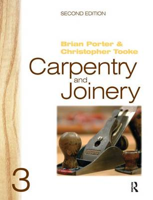 Carpentry and Joinery 3 book