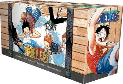 One Piece Box Set 2 by Eiichiro Oda