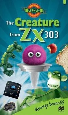 Creature from ZX303 by George Ivanoff