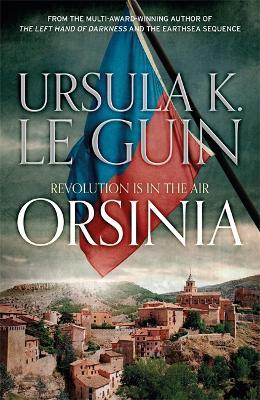 Orsinia by Ursula K Le Guin